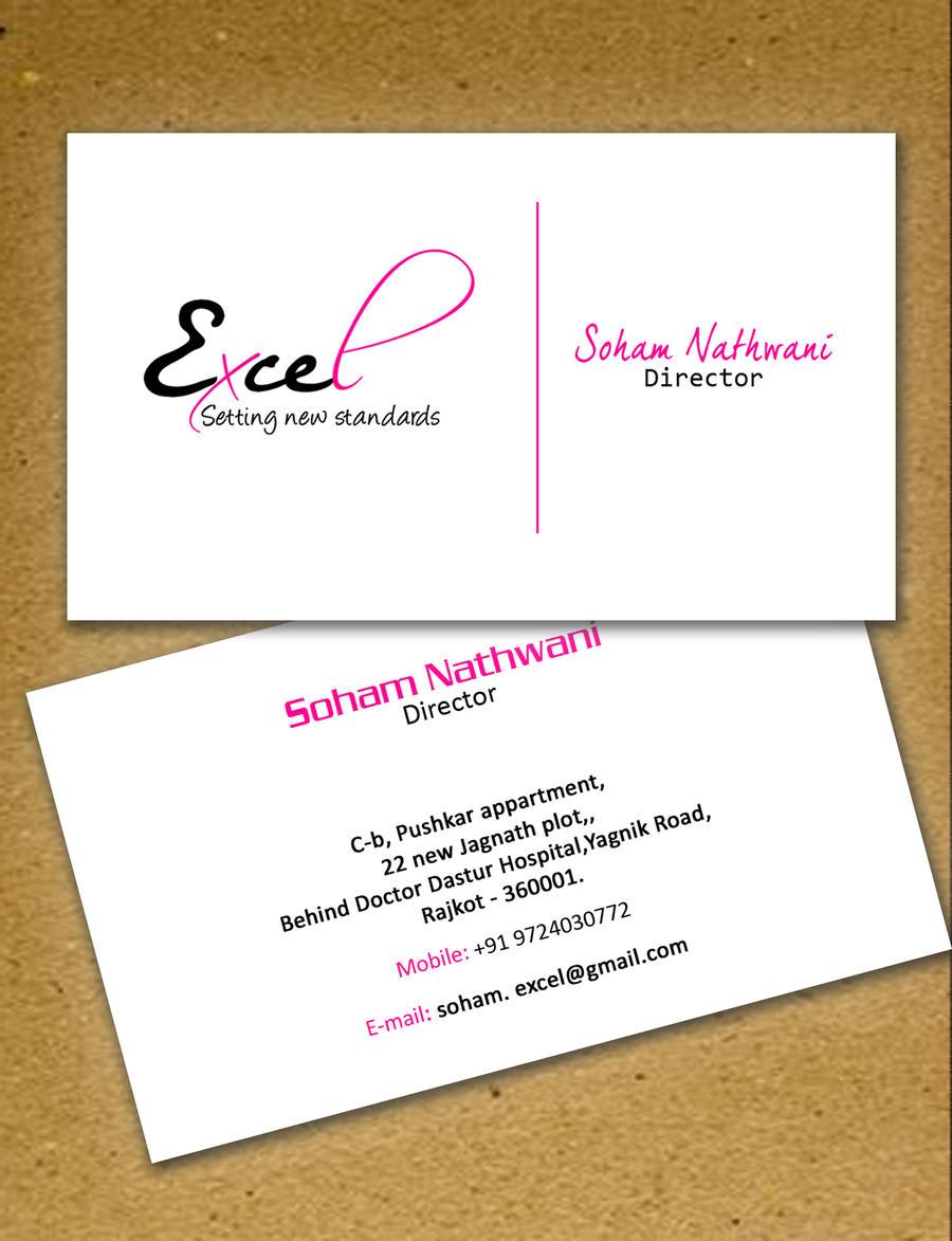 Visiting Cards Design Samples | Joy Studio Design Gallery ...