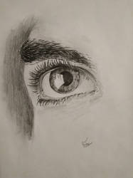 Eye by Fairka