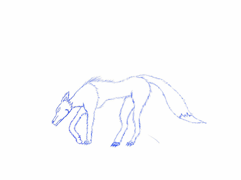 First attempt on a feral by xxBrIsKxx
