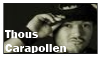Thous Carapollen Fan Stamp by MustachesOnYou