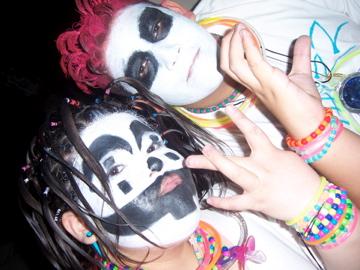 wicked clown by xxx-JUGGALETTE-xxx