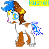 Kushell - Pony Stay Nr 1 - Color With Shadow by Kushell