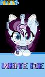 White Ice Pony - Wanna Be Friends ? by Kushell