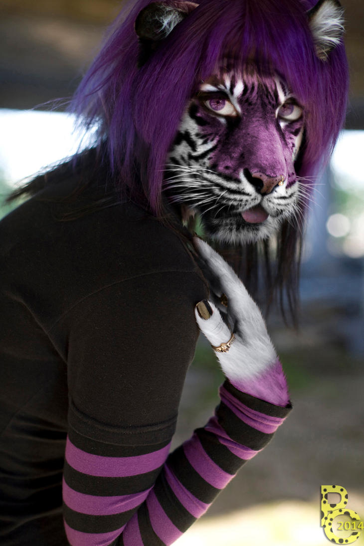 Emo Tiger (Redo) by pythos-cheetah