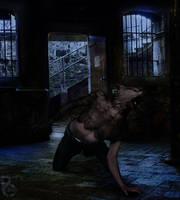 Halloween Werewolf by pythos-cheetah