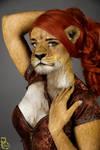 Maybe It's Mane-belline? by pythos-cheetah