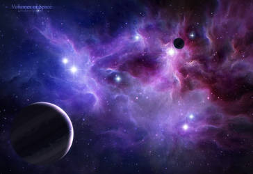 volumes of space by nisht
