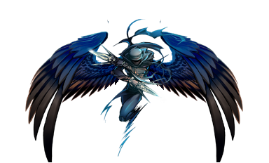 Angel of Greed by Belzark-Knight