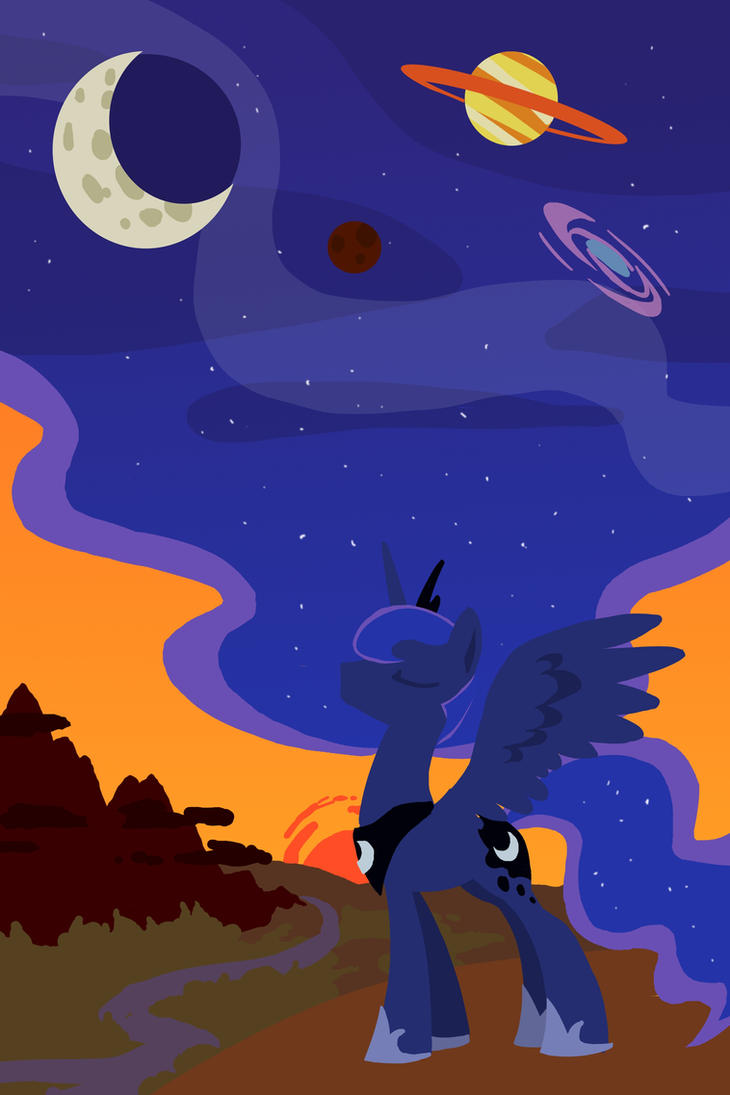 Nightfall by GrandpaLove