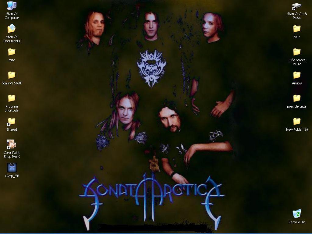 Sonata Arctica screenshot