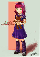 Annie, the Dark Child by ClowKusanagi