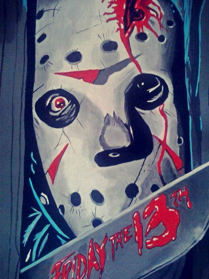 Friday the 13th by Thevioletsoul