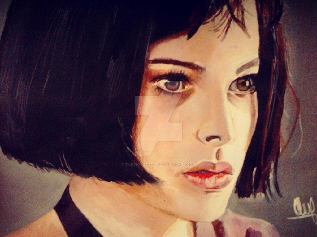 Natlie Portman by Thevioletsoul