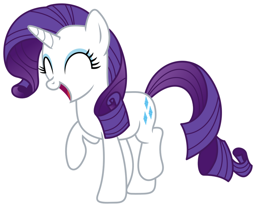 Rarity by Darknisfan1995