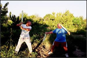 Fight.. by anacondakamil