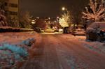 Baskent'te Kar by anacondakamil