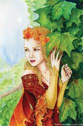 Seelie Maple Fairy