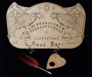 Raven Messenger Talking Board