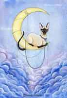Celestial Dreamer by redrevvy