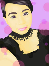 Purple her by aljohn17