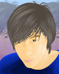Cool Guy by aljohn17