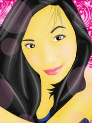 Asian Beauty by aljohn17
