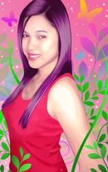 Miss Beautiful by aljohn17