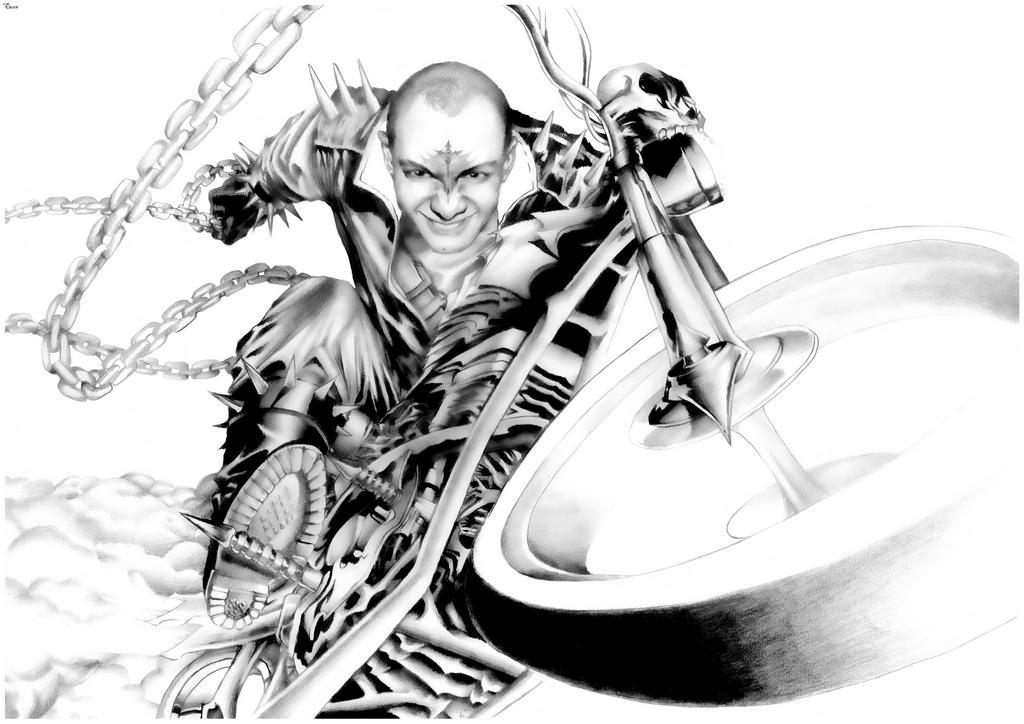 Priest by rex-raxon