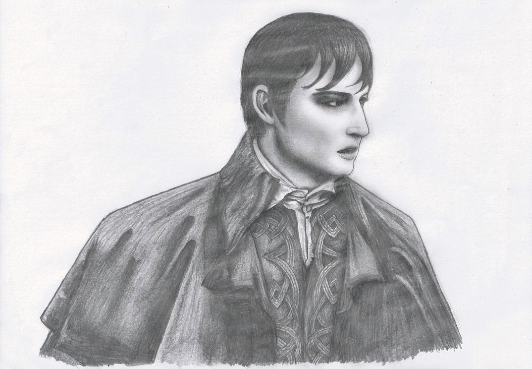 Barnabas Collins - Dark Shadows by michelleable
