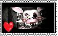 Mangle fan stamp by LostAtSeaOFF
