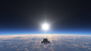 Orbital Sunrise