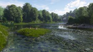 Myrlie Creek
