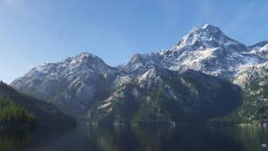 High Pass Lake
