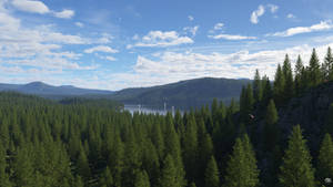 Hills Valley Lake