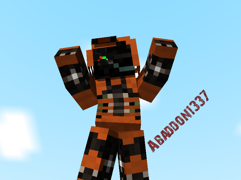 Android Skin For Minecraft By Abaddon On DeviantArt - Minecraft skins fur android