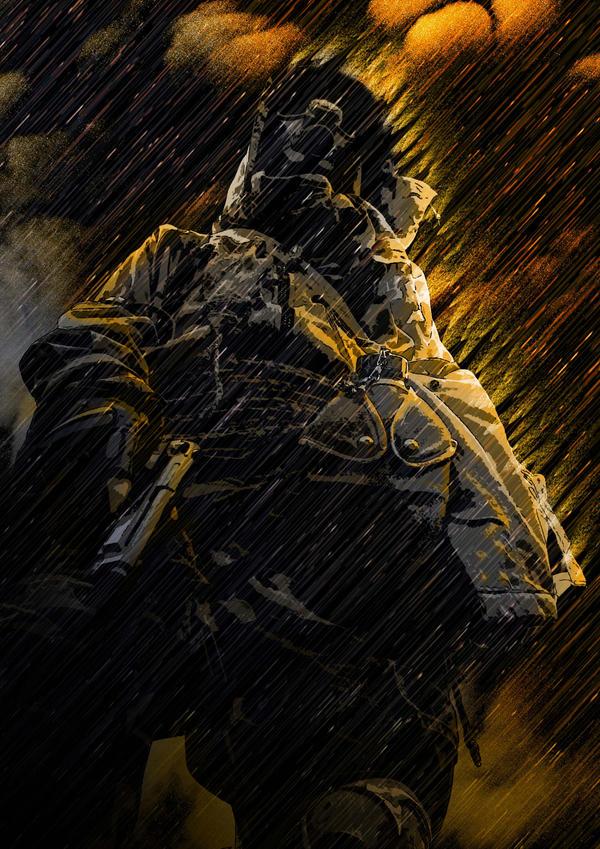 Legion of Shadows by Devitch