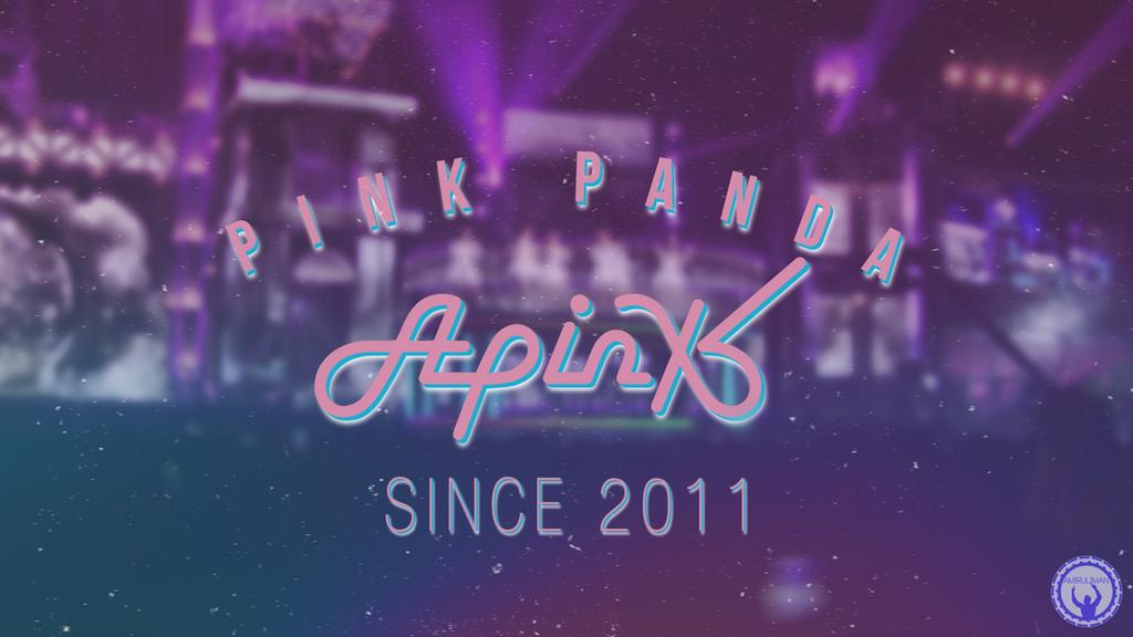 Pink Panda APink Since 2011 Wallpaper By ErulStarz