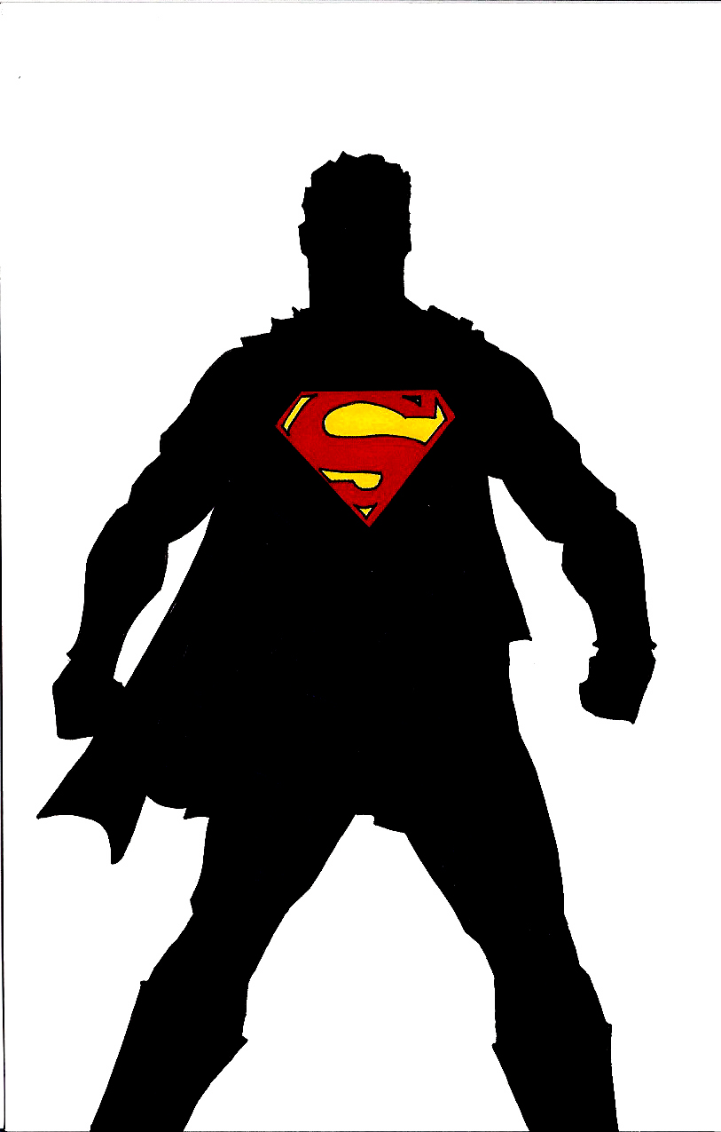 Superman Silhouette by getdurden on DeviantArt