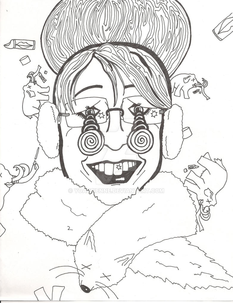 Palin the hypnotist by YoAdrienne