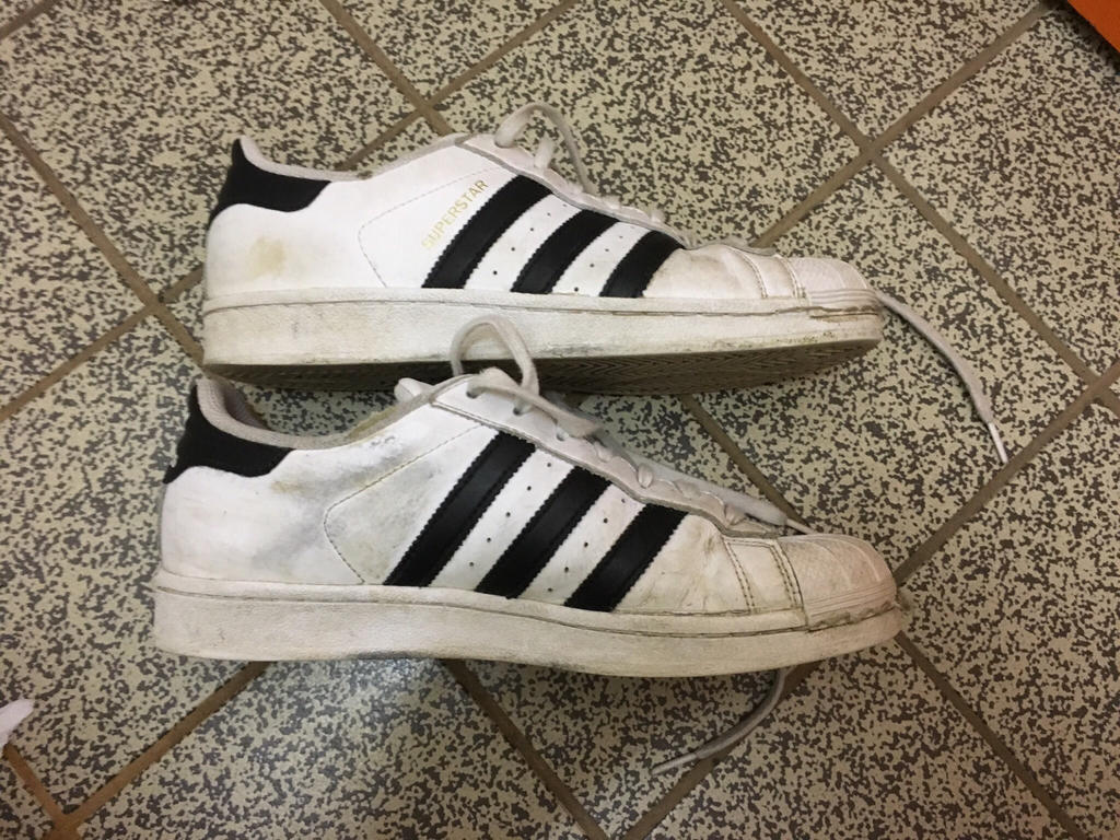 Adidas Superstar  by TeenFtlvr