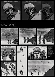 We are the dust. Robot 3/6 by Bartek-k