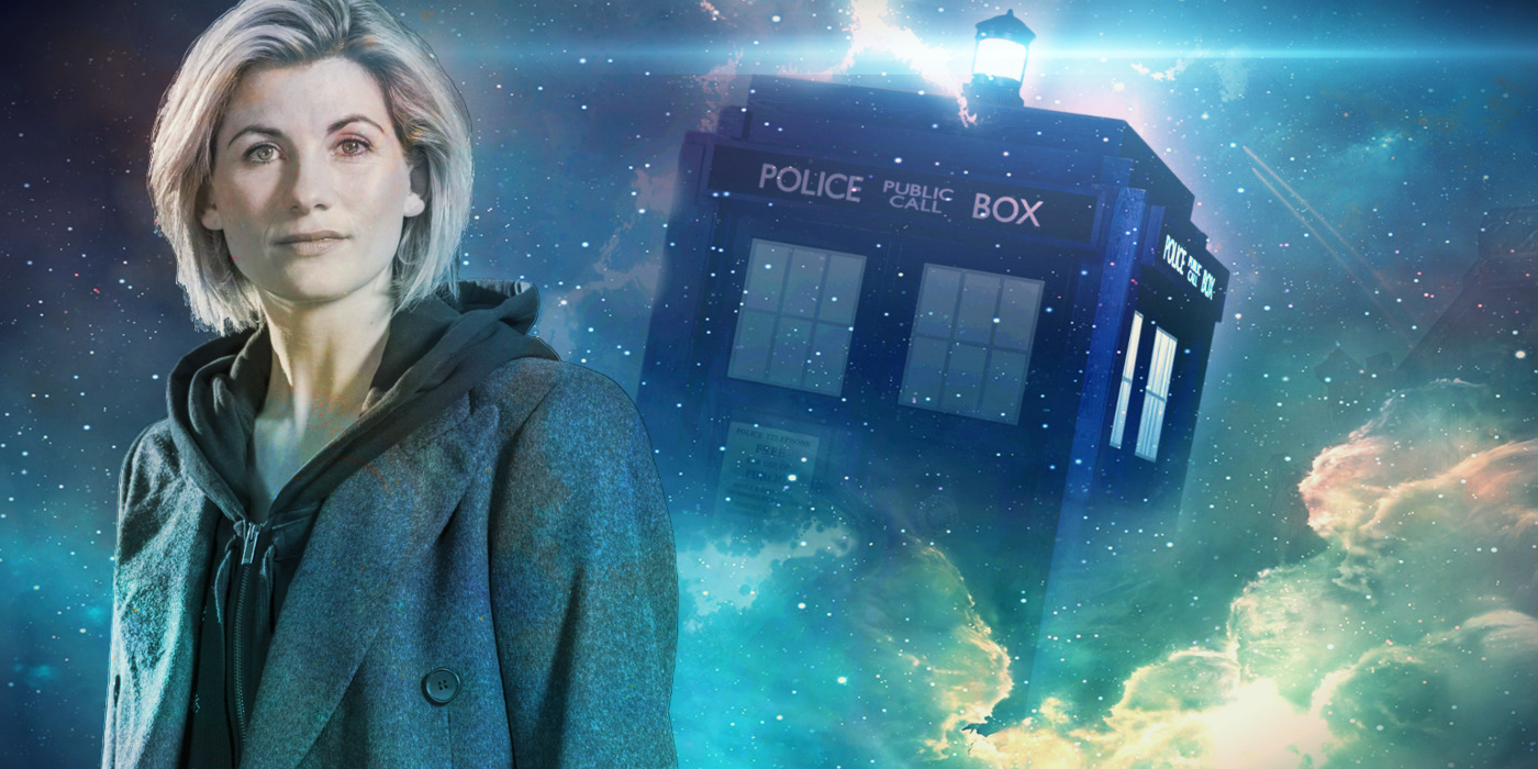 Jodie Whittaker As The Thirteenth Doctor By Tahakhan On Deviantart