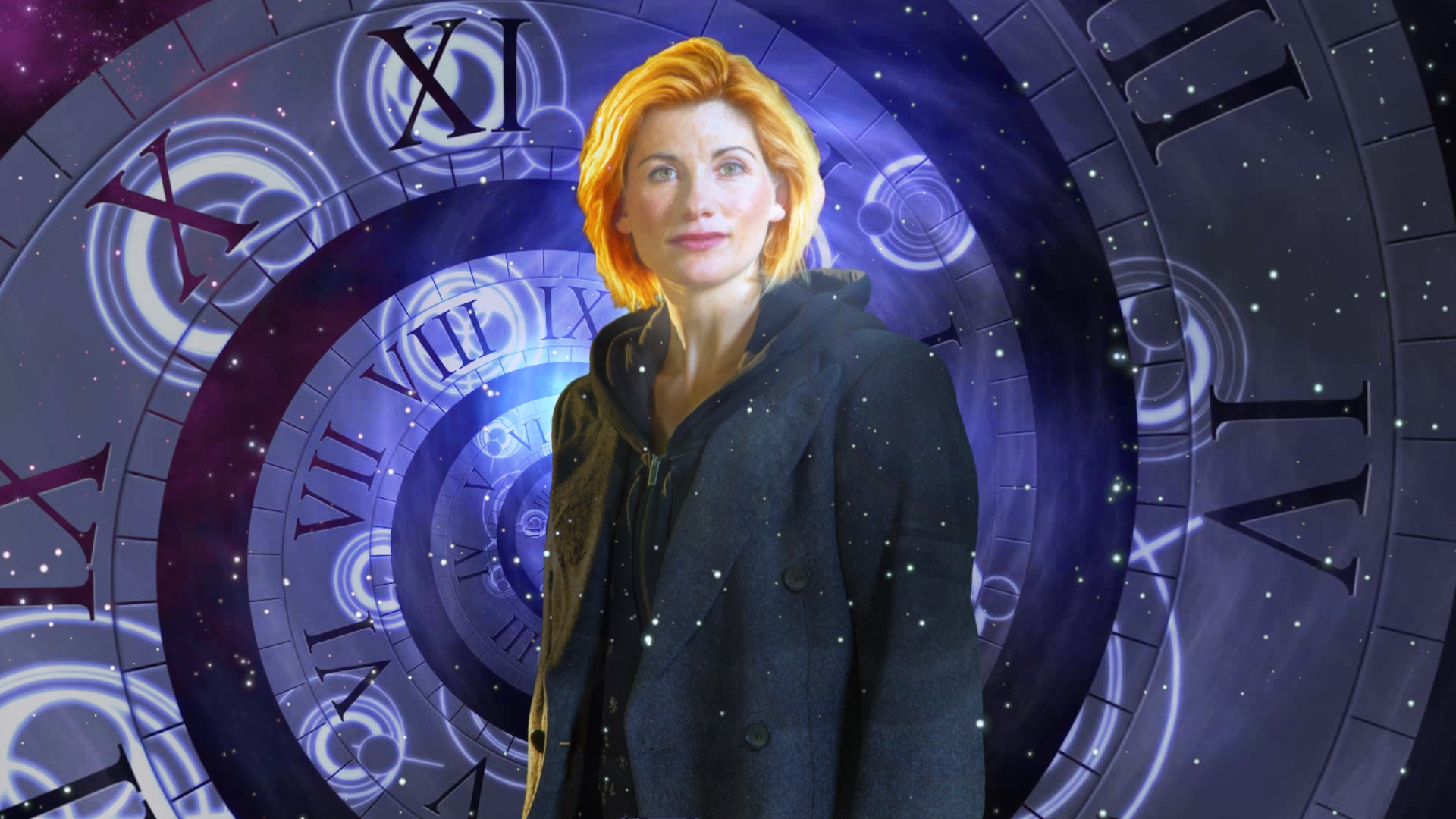 Jodie Whittaker As The Thirteenth Doctor Take 2 By Tahakhan On