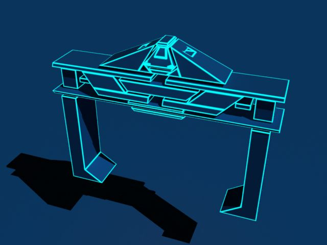 Tron Recognizer by cinfa