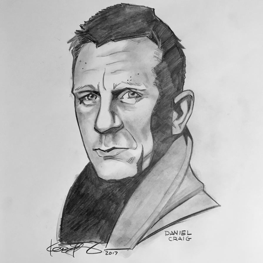 Daniel Craig - Bond, James Bond by kennf11