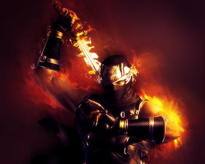 Ninja gaiden by Nemo93