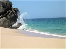 The Beach by memuffinismissing
