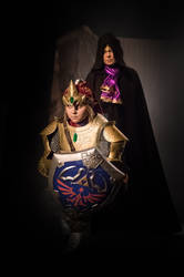 Finnish Cosplay Championships - stage photo 4