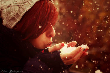 A bit of snow by smog2two