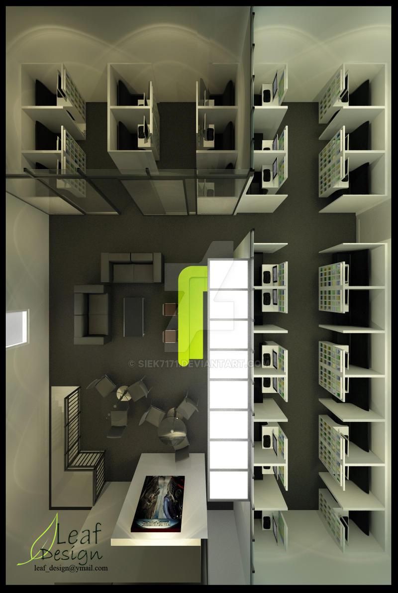 internet cafe design by siek7171 on DeviantArt
